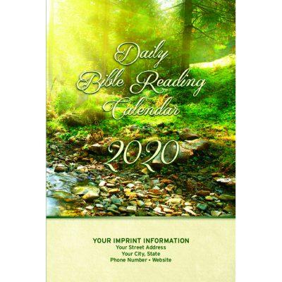 Nature 2020 Daily Bible Reading Calendar