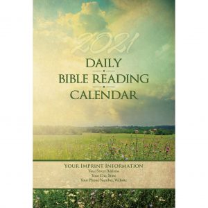 Meadow 2021 Daily Bible Reading Calendar