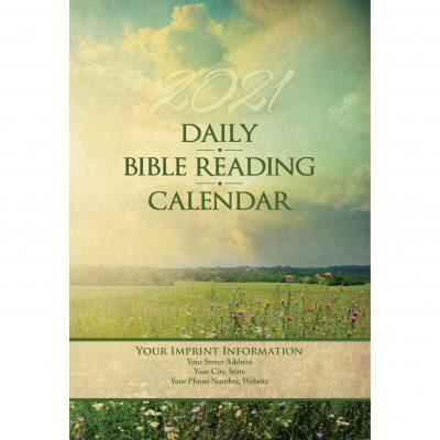 Meadow 2021 Daily Bible Reading Calendar