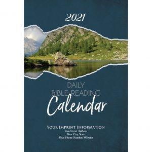 Mountain View 2021 Daily Bible Reading Calendar