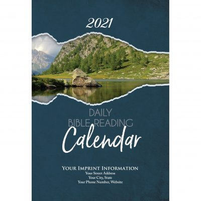 Mountain View 2021 Daily Bible Reading Calendar