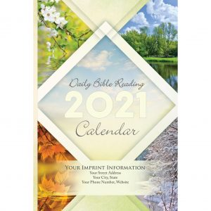 Seasons 2021 Daily Bible Reading Calendar