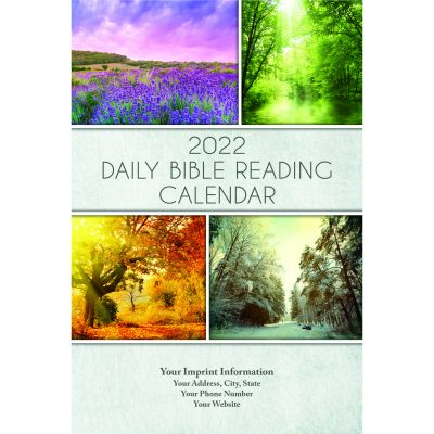 Seasons 2022 Daily Bible Reading Calendar